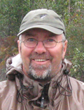 Hunting guide Raynald Arsenault