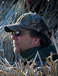 Hunting guide Robert Chartrand